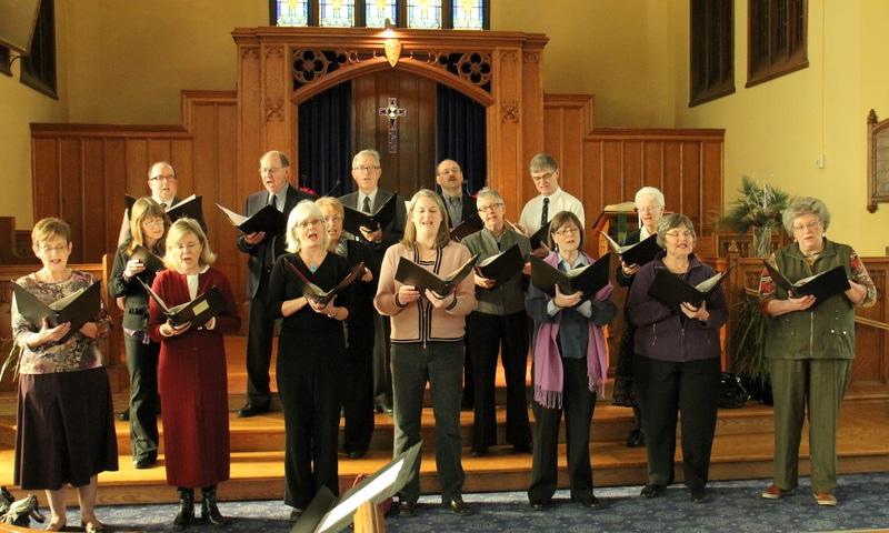 MacNeill Choir Anthem