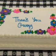 Garry Blinch Appreciation Lunch